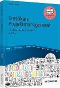 Crashkurs Projektmanagement - inkl. Arbeitshilfen online - Sabine Peipe
