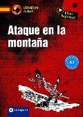 Ataque en la montaña - María Montes Vicente