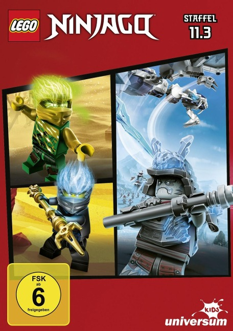 LEGO Ninjago Staffel 11.3 -