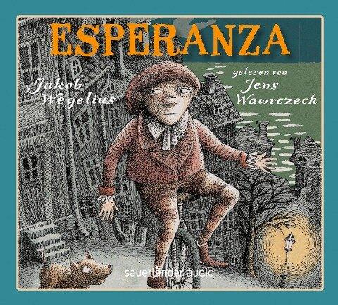 Esperanza - Jakob Wegelius