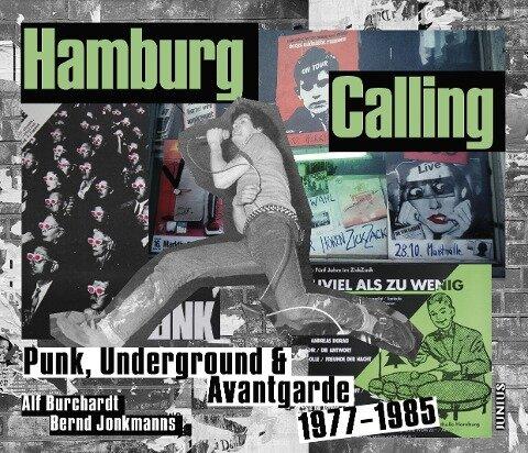 Hamburg Calling - Alf Burchardt, Bernd Jonkmanns