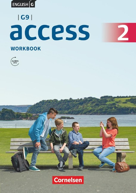 English G Access - G9 - Band 2: 6. Schuljahr - Workbook mit Audios online - Peadar Curran, Jennifer Seidl