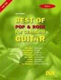 Best of Pop und Rock for Classical Guitar 9 - Beat Scherler