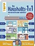 Das Haushalts-1x1. Expertenwissen kompakt. Mehr als 450 Tipps der TV-Expertin Silvia Frank - Silvia Frank