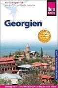 Reise Know-How Reiseführer Georgien - Marlies Kriegenherdt