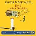 Emil und die Detektive. CD - Erich Kästner