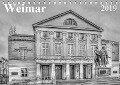 Weimar (Tischkalender 2019 DIN A5 quer) - Daniela Scholz