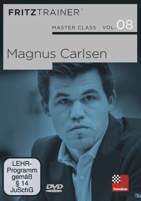 Master Class Vol. 8: Magnus Carlsen -