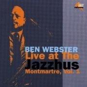 Live At Jazzhus - Ben Webster