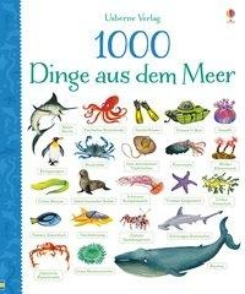 1000 Dinge aus dem Meer - Jessica Greenwell