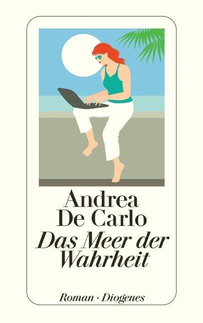 Das Meer der Wahrheit - Andrea De Carlo