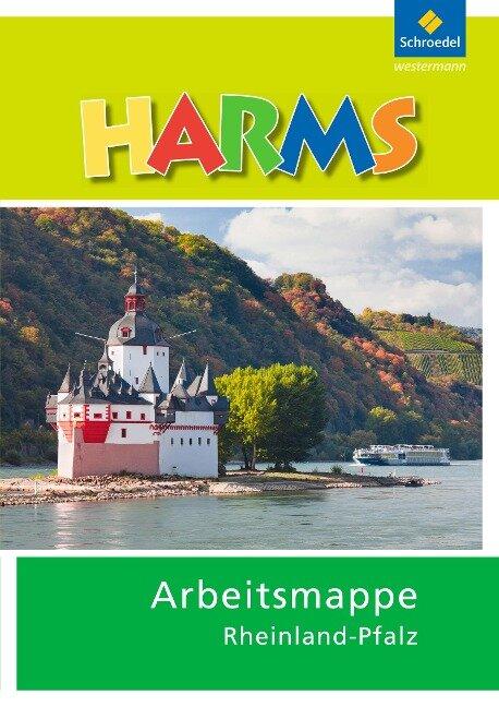 HARMS Arbeitsmappe. Rheinland-Pfalz -