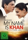 My Name Is Khan - Shibani Bathija, Niranjan Iyengar, Shankar Ehsaan Loy, Manish Malhotra, Shiraz Siddique