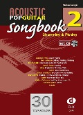 Acoustic Pop Guitar Songbook 2 (mit CD) - Michael Langer