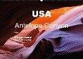 USA - Antelope Canyon (Wandkalender 2018 DIN A2 quer) - Michael Weber