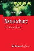 Naturschutz - Klaus-Dieter Hupke