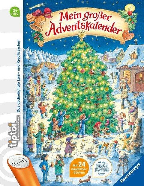 tiptoi® Mein großer Adventskalender - Sandra Grimm