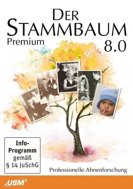 Stammbaum 8.0 Premium -