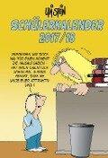Schülerkalender 2017/2018 Spiralbindung - Uli Stein