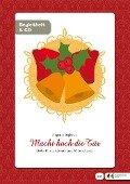 """Singen und Musizieren mit Senioren: """"Macht hoch die Tür"""" - Advents- und Weihnachtslieder, Liederheft -"""