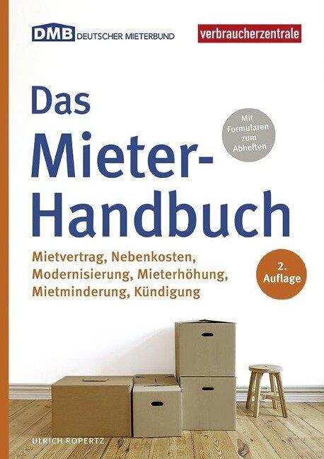 Das Mieter-Handbuch - Ulrich Ropertz