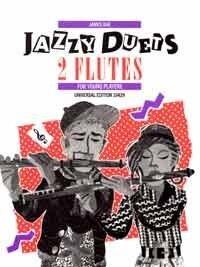 Jazzy Duets. Für 2 Flöten - James Rae