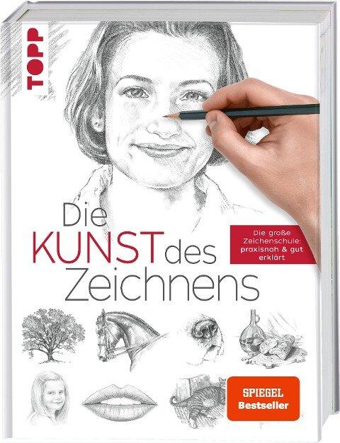 Die Kunst des Zeichnens - Frechverlag