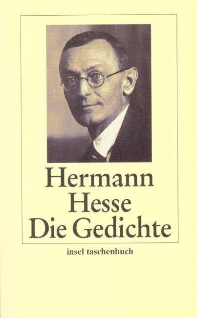 Die Gedichte - Hermann Hesse
