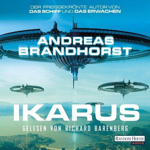 Ikarus - Andreas Brandhorst