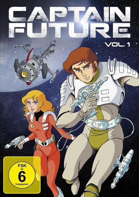 Captain Future Vol. 1 -