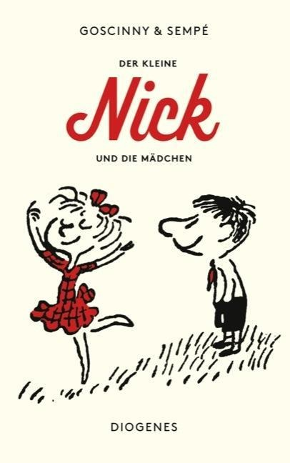 Der kleine Nick und die Mädchen - René Goscinny, Jean-Jacques Sempé