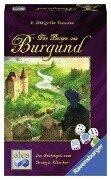 Die Burgen von Burgund Würfelspiel -