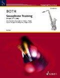 Saxophon-Training - Heinz Both