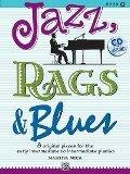 JAZZ RAGS & BLUES 2 - Martha Mier