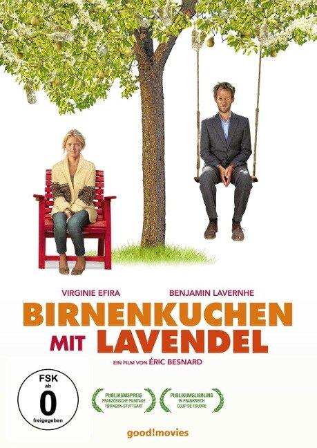 Birnenkuchen mit Lavendel - Virginie Efira, Benjamin Lavernhe