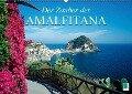 Der Zauber der Amalfitana (Wandkalender 2019 DIN A2 quer) - K. A. Calvendo