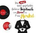 Das neue total gefälschte Geheim-Tagebuch vom Mann von Frau Merkel -