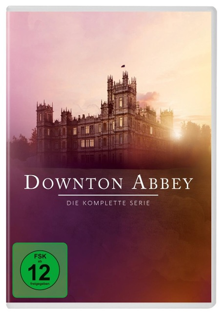 Downton Abbey - Die komplette Serie -