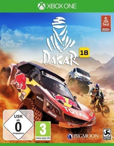 Dakar 18 Day One Edition (XBox ONE) -