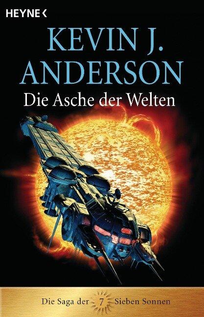 Die Asche der Welten - Kevin J. Anderson