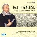 Kleine geistliche Konzerte Vol.1 - Mields/Hofbauer/Erler/Schneider/Poplutz/Mäthger