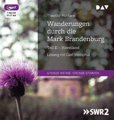 Wanderungen durch die Mark Brandenburg - Teil II - Theodor Fontane