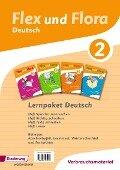 Flex und Flora 2. Paket Deutsch -