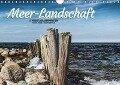 Meer-Landschaft - 12 Monate Schleswig Holstein (Wandkalender 2018 DIN A4 quer) - Thomas Jansen