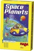 Space Planets - Benjamin Schwer