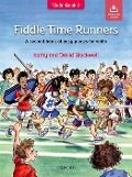 Fiddle Time Runners + CD - Kathy Blackwell, David Blackwell