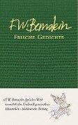 Frische Gedichte - F. W. Bernstein