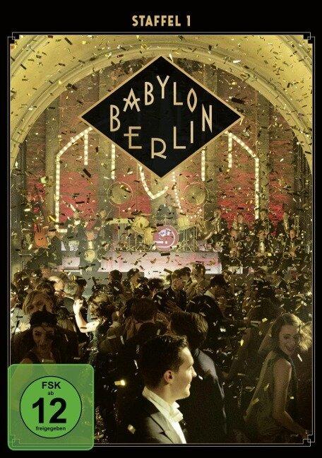 Babylon Berlin - Staffel 1 -