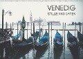 Venedig - Stille Ansichten (Wandkalender 2019 DIN A2 quer) - Jeanette Dobrindt