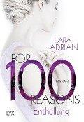 For 100 Reasons - Enthüllung - Lara Adrian